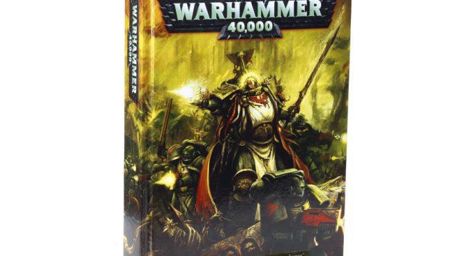 Powrót do korzeni – Warhammer 40000