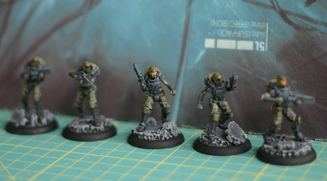 WZR Capitol Light Infantry #1