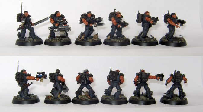 Gears Of War Kill Team – Shadow War Armageddon