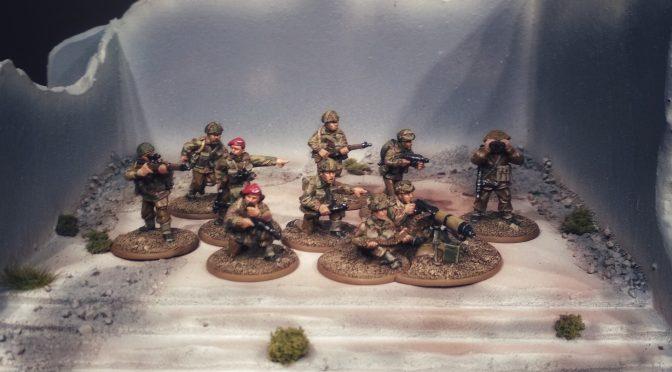 Bolt Action British Airborne