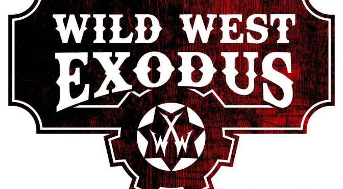 Wild West Exodus Confederate Rebellion Posse