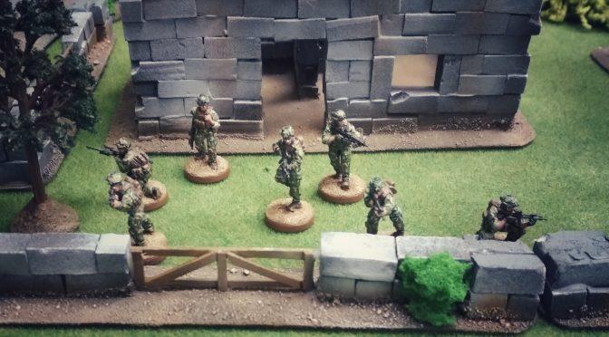Spectre Operations US Rangers vs WDW #19-001
