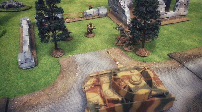 Bolt Action 1000pts