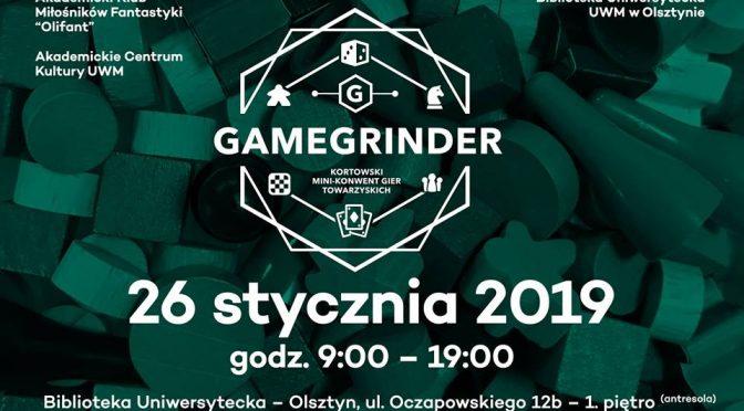 Gamegrinder XVI