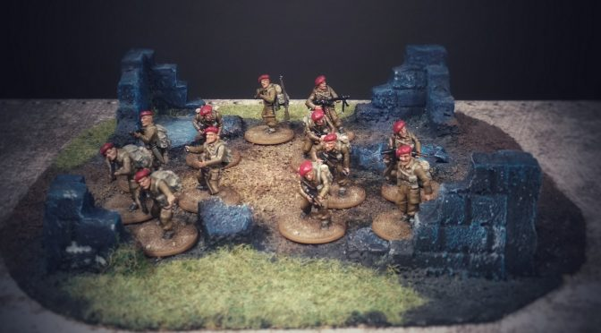 Bolt Action British Commandos/SAS