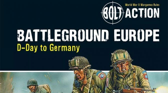 Battleground Europe #02-1