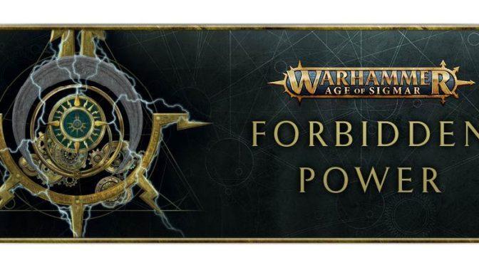 Mroczna Kadeis – Kampania AoS Forbidden Power #1