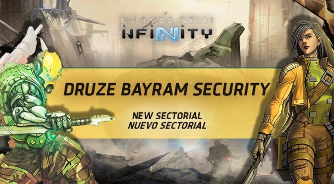 Malowanie Druze Bayram Security