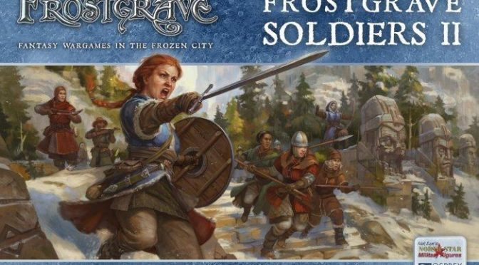 Saga/Frostgrave Warriors