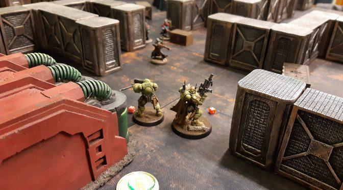 Grimdark Future Firefight – minikampania